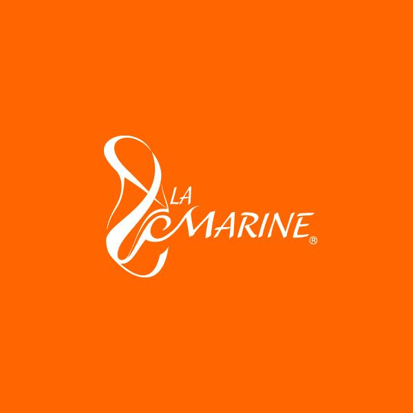 Logo La Marine chaussures